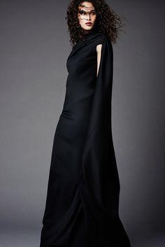 Zac Posen Pre-Fall 2015 Fashion Show - Cindy Bruna