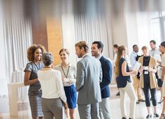 "21 Ways to Start a ""Networking"" Conversation with Anyone 