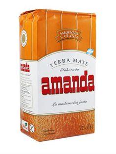 AMANDA - Yerba Mate