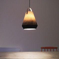 Konkret Lamp by Jonas Edvard | MONOQI #bestofdesign #lamp #lighting
