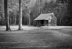 Cabin, Cades Cove, Great Smoky Mountains