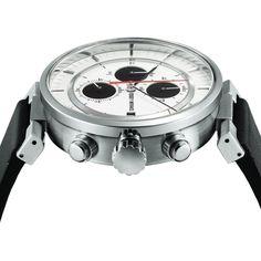 W watch designed by Satoshi Wada for Issey Miyake. Available at Dezeen Watch Store: www.dezeenwatchstore.com #watches