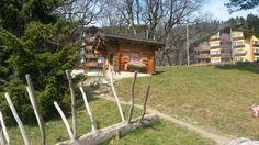 #Zwergendorf im #Reka #Feriendorf #Hasliberg Arch, Outdoor Structures, Garden, Travel Advice, Viajes, Ideas, Longbow, Garten, Arches