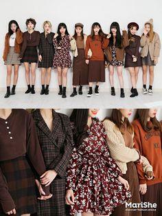 Korean Fashion – How to Dress up Korean Style – Designer Fashion Tips Korean Fashion Trends, Korea Fashion, Pop Fashion, Asian Fashion, Daily Fashion, Teen Fashion, Fashion Looks, Vintage Fashion, Fashion Outfits