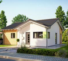 Skandinavischer bungalow  Hommage 134 - Hanlo Haus. Der Bungalow Hommage 134 des Anbieters ...