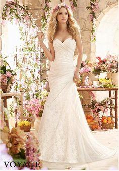 Samantha's Wedding gown except in white