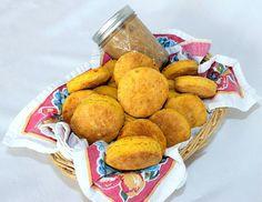 Sweet Potato Biscuits & Honey Cinnamon Butter