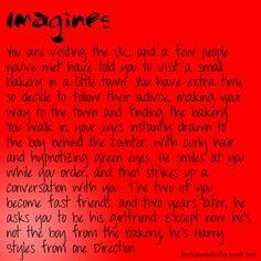 harry styles imagines | harry styles imagine | Tumblr | We Heart It