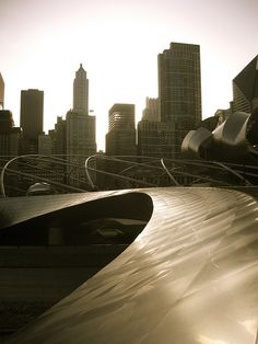 One of the Best Places to See the Chicago Skyline - Every Few Feet Offers a Different Perspective