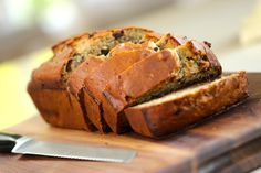 An Ultimate Banana Bread recipe that is SO Moist, delicate and speckled with…