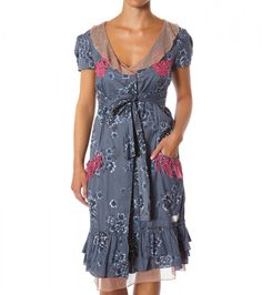 Odd Molly indigo dress