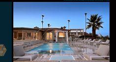 Hamrick House Palm Springs  pool & deck