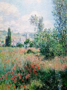 Monet exhibition, Vienna The sensational Claude Monet is still until January in at the Albertina to see. A MUST SEE for everyone Monet Exhibition, Exhibition Film, Monet Paintings, Landscape Paintings, Abstract Paintings, Painting Art, Joker Painting, Inspiration Art, Impressionist Art