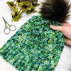 Crochet Monteverde Slouchy Hat - Free Pattern — Left in Knots Easy Crochet Slippers, One Skein Crochet, Crochet Slouchy Hat, Crochet Beanie Pattern, Easter Crochet, Easy Crochet Patterns, Double Crochet, Free Crochet, Crochet Ideas