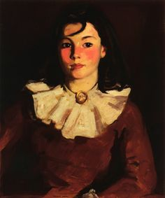 View Portrait of Cara in a red dress by Robert Henri on artnet. Browse upcoming and past auction lots by Robert Henri. American Realism, American Art, William Glackens, Ashcan School, Robert Henri, Dress Painting, Most Famous Paintings, Oil Painting Reproductions, Female Art