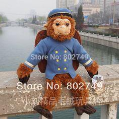 Original Brand Oz The Great and Powerful Orangutan 48cm Plush Toys Free Shipping Monkey Plush