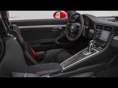New Car 2017: 2018 Porsche 911 GT3 INTERIOR