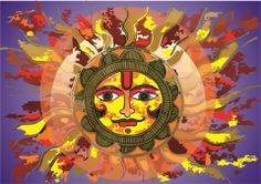 Artists express their feeling through different types of paintings. Indian Contemporary Art is one of them in which color combination express the beauty of paintings. Indian Contemporary Art, Virtual Art, Fine Art Gallery, Indian Art, Art Paintings, Lovers Art, Online Art, Offices, Vibrant Colors