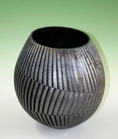 Ceramics by Ashraf Hanna at Studiopottery.co.uk - 2010. Bowl 32cm tall.  Acquired by The Contemporary Arts Society for Wales for their public collection.