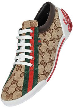 Designer Clothes Shoes | GUCCI Men's Sneaker Shoes #237