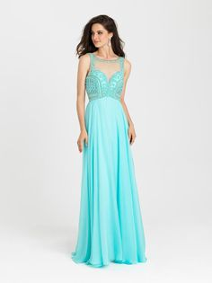 Madison James Prom. prom 2016. prom dress shopping. Madison James designs. prom styling. get ready for prom. long, baby blue prom dress.