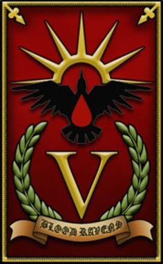 Blood Ravens, AKA loyalist Thousand Sons. Hello, Corvidae...