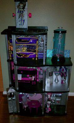 Monster High Ever After High Bedroom KiKi Pinterest