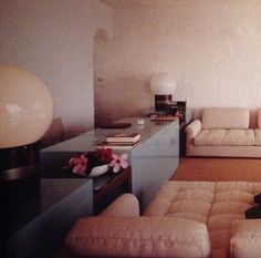 Interior by Gae Aulenti 1980s