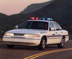 1994 Ford Crown Victoria P71 Police Interceptor