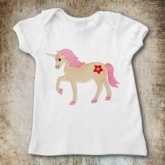 FREE Unicorn Applique Pattern