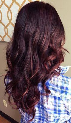 Unique Gorgeous Fall Hair Color For Brunettes Ideas 100+ https://femaline.com/2017/08/08/gorgeous-fall-hair-color-for-brunettes-ideas-100/