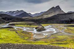 Que voir en Islande - Hautes Terres
