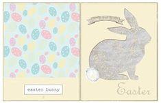 """inartesy- Handmade, Food, Graphics, Lifestyle: Biglietto di auguri """"Happy Easter"""""""