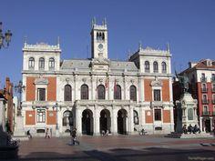(Plaza Mayor) Ayuntamiento de Valladolid (Spain)