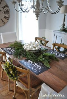 Dear Lillie: Christmas Placemats and More Wholesale Info