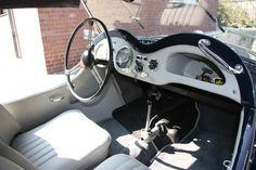 Singer Roadster SM 1500 - restauriert