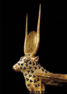 King Tutankhamun's tomb ~ Cairo Museum ~ Egypt