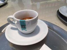 Espresso at @kávétársaság