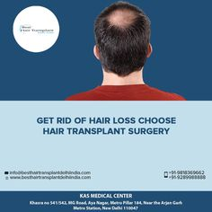 KAS medical Center has experienced surgeon and also have many years of experience in this field. If you are looking for the Hair transplant in Delhi then you can undoubtedly go with KAS medical Center. CONTACT US:- Dr. Ajaya Kashyap (MD, FACS) Mobile: +91-9818369662, 9289988888 Email: info@besthairtransplantdelhiindia.com Web: www.besthairtransplantdelhiindia.com #HairTransplant #HairTransplantSurgeon #Eyebrow #Eyelash #Beard #Moustaches #CosmeticSurgery #PlasticSurgeon #Drkashyap #Delhi Eyebrow Hair Transplant, Hair Transplant Cost, Hair Transplant Surgery, Prp Hair, Healthy Scalp, Moustaches, Hair Loss Treatment, Medical Center, Cool Hairstyles