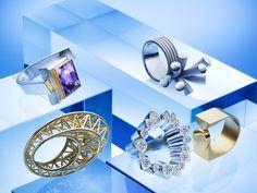 Angela De Bona - Chris Turner - Jewelry : Lookbooks - the Technology behind the Talent.