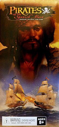 """Pirates of the Spanish Main: Shuffling the Deck"""