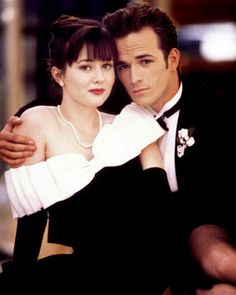 Beverly hills 90210, the spring dance ... the night Brenda succumbed to Dylan ...