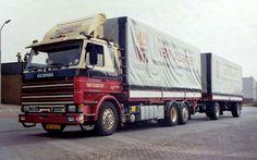 Scania 112m. Combi.