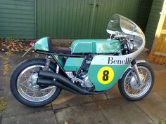 benelli racing motorcycles - Google Search