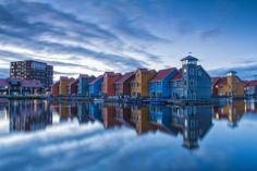 Groningen in the Netherlands