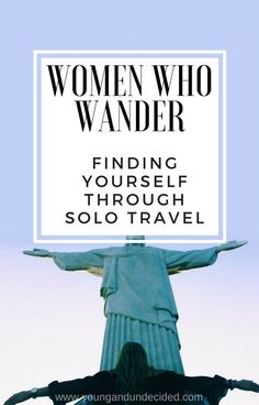 Women Who Wander: Solo Female Travel Series. Lumen shares her time on a Semester at Sea and hiw, through solo travel, she found herself