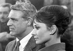 Audrey y Cary  #
