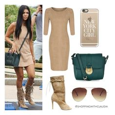 @kourtneykardash Casual Sunday style! Find this look in:  Dress: sassyselfie.com Shoes: stevemadden.com Bag: accessorize.com Sunglasses: forever21.com Case: caserify.com #shoppingwithclaudia #claudiazuleta #fashionstylist #shopping #personalshopping #celebritystyle  #streetstyle #outfit #look #styletips#amazing #love #styletipsbyclaudia #fashion #fashionable #lookoftheday #trends #winter #fashionstyle #ootd #kourtneykardashian