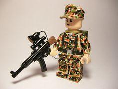"""Wehrmacht/SS """"Nachtjäger"""" LEGO"""