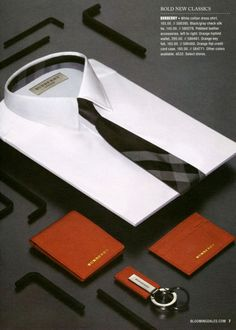 Soft Goods Styling   Men's shirt & Accessories